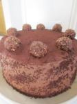 choc hazel cake