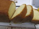 Vanilla Honey Pound Cake